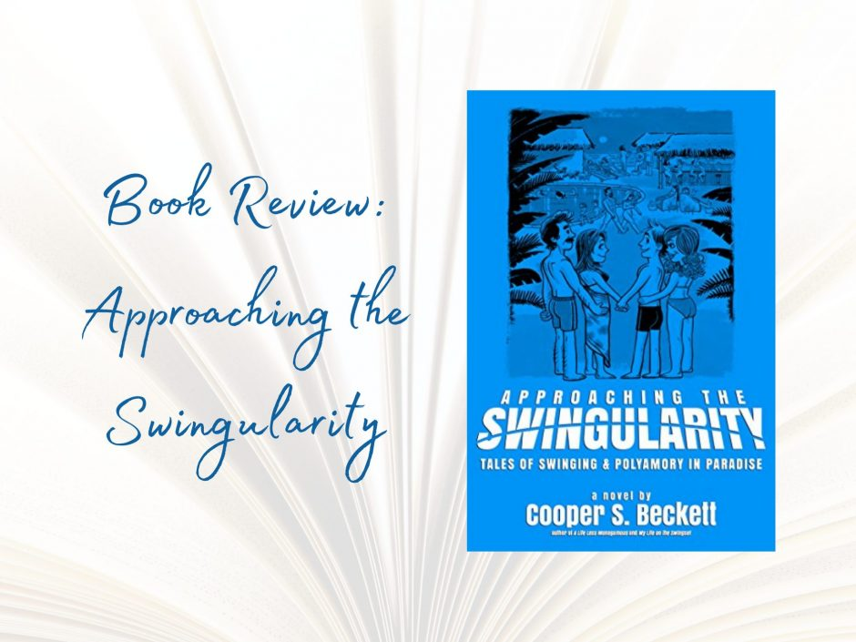 Header image for Approaching the Swingularity book review