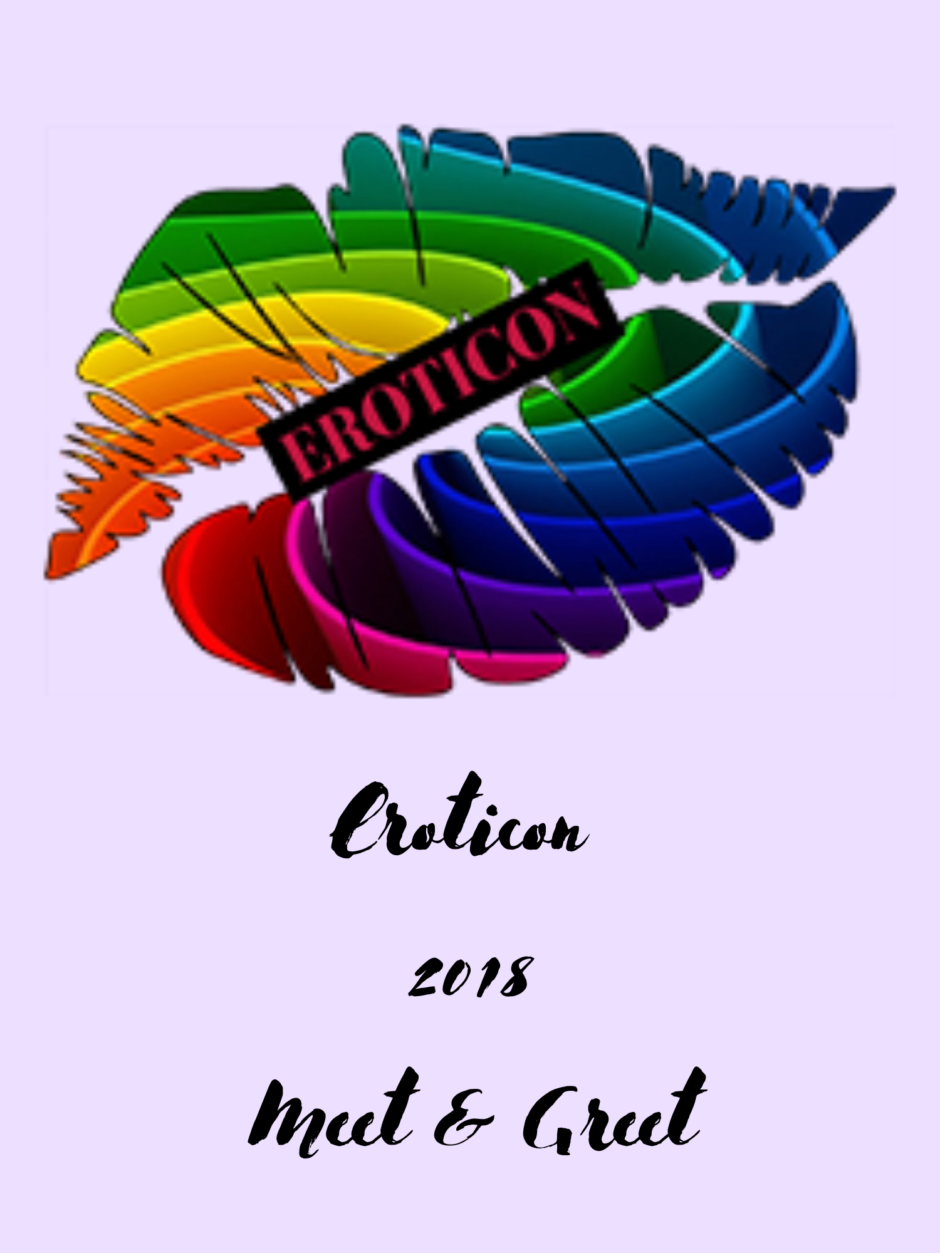 Header image for the Eroticon 2018 meet & greet