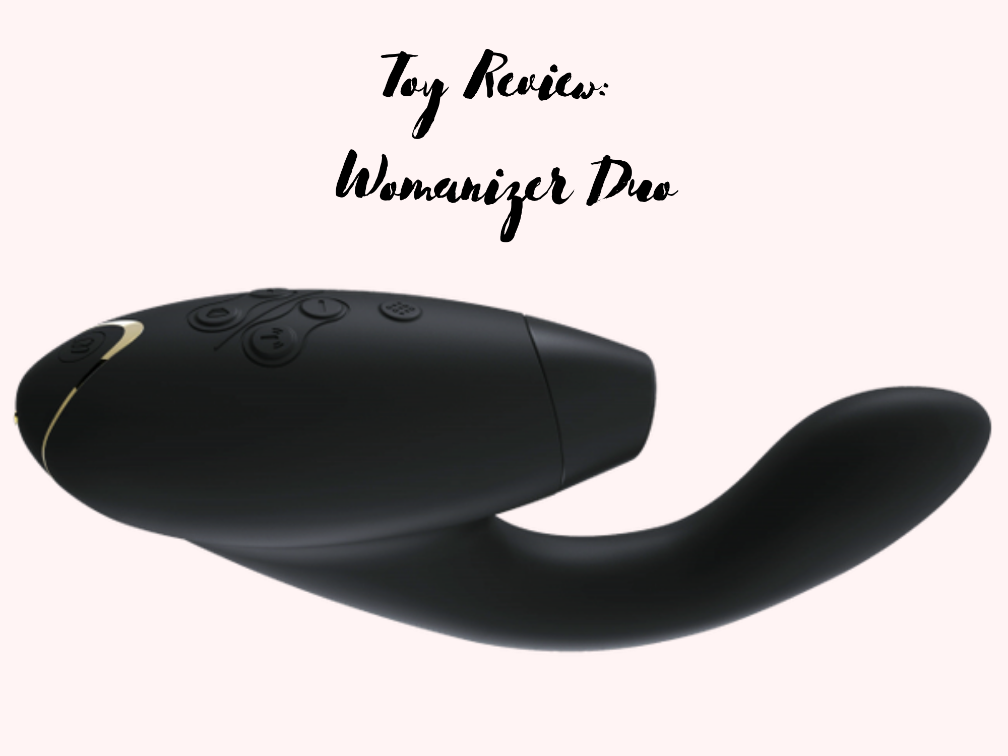 [Toy Review] Womanizer Duo