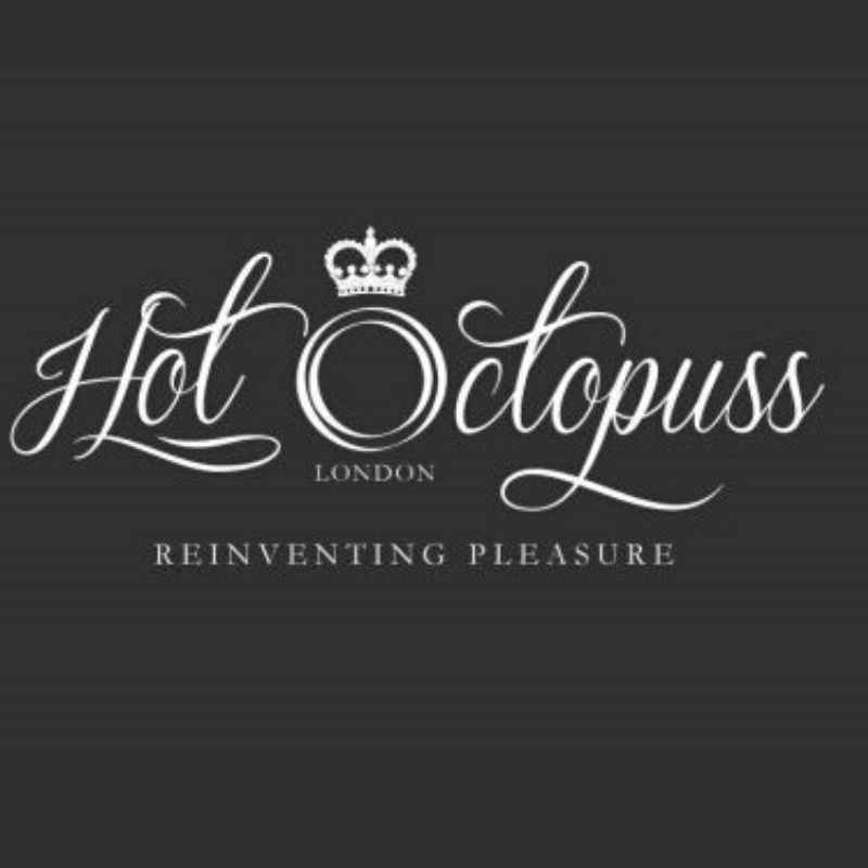 "The Hot Octopuss ""reinventing pleasure"" banner for affiliate sidebar ad."