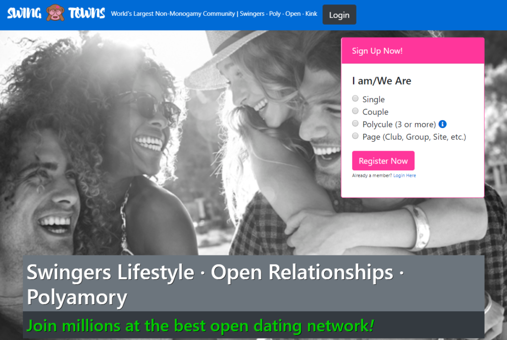 How to Write a Killer Swinger Dating Profile