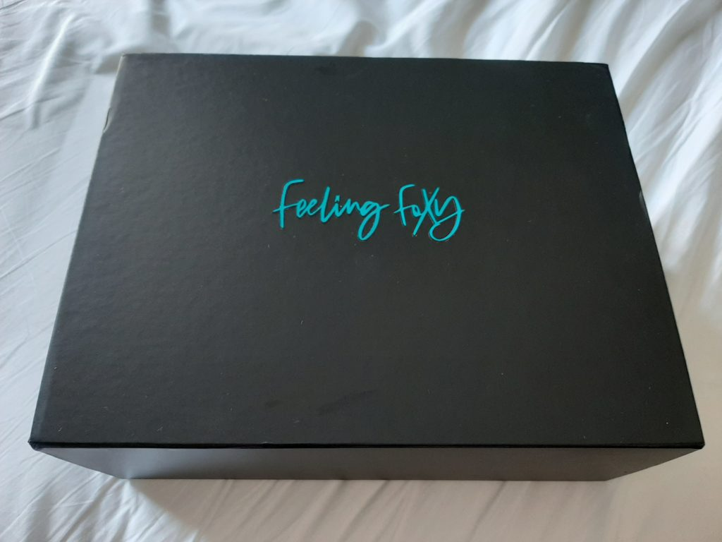 The Feeling Foxy subscription box, for a Valentine's 2020 gift guide