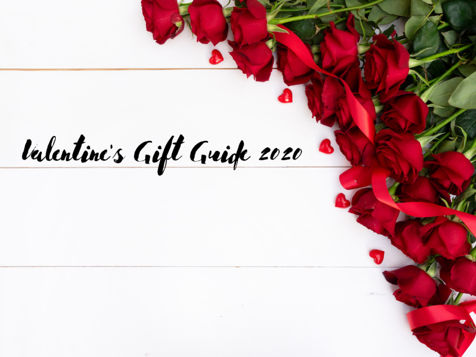Header image for 2020 Valentine's gift guide