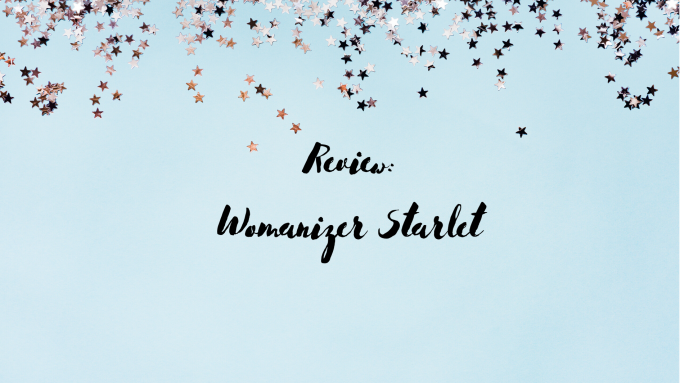 Header image for a review of the Womanizer Starlet