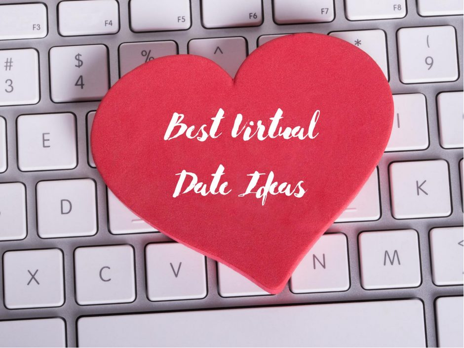 Header image for a post on the best virtual date ideas