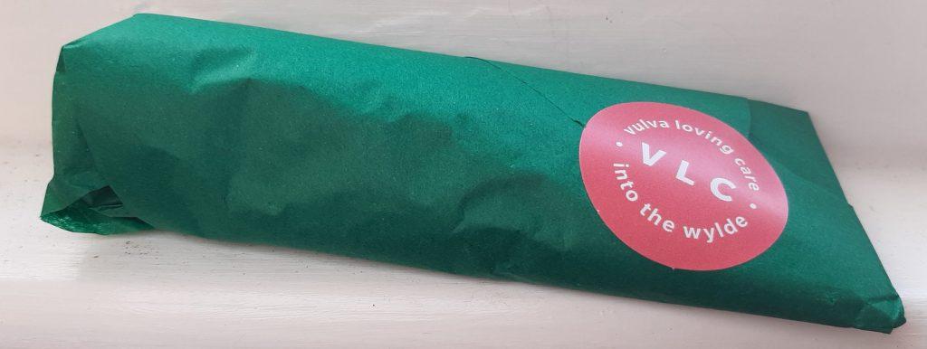 Wylde One lube in green packaging