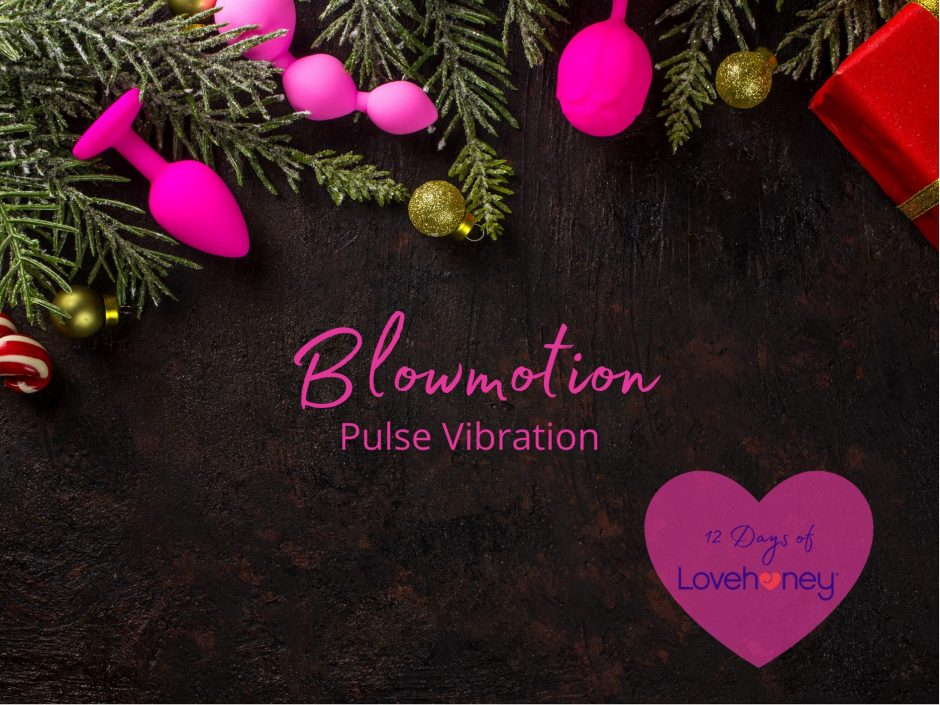 Header image of the Blowmotion Pulse Vibration masturbator review