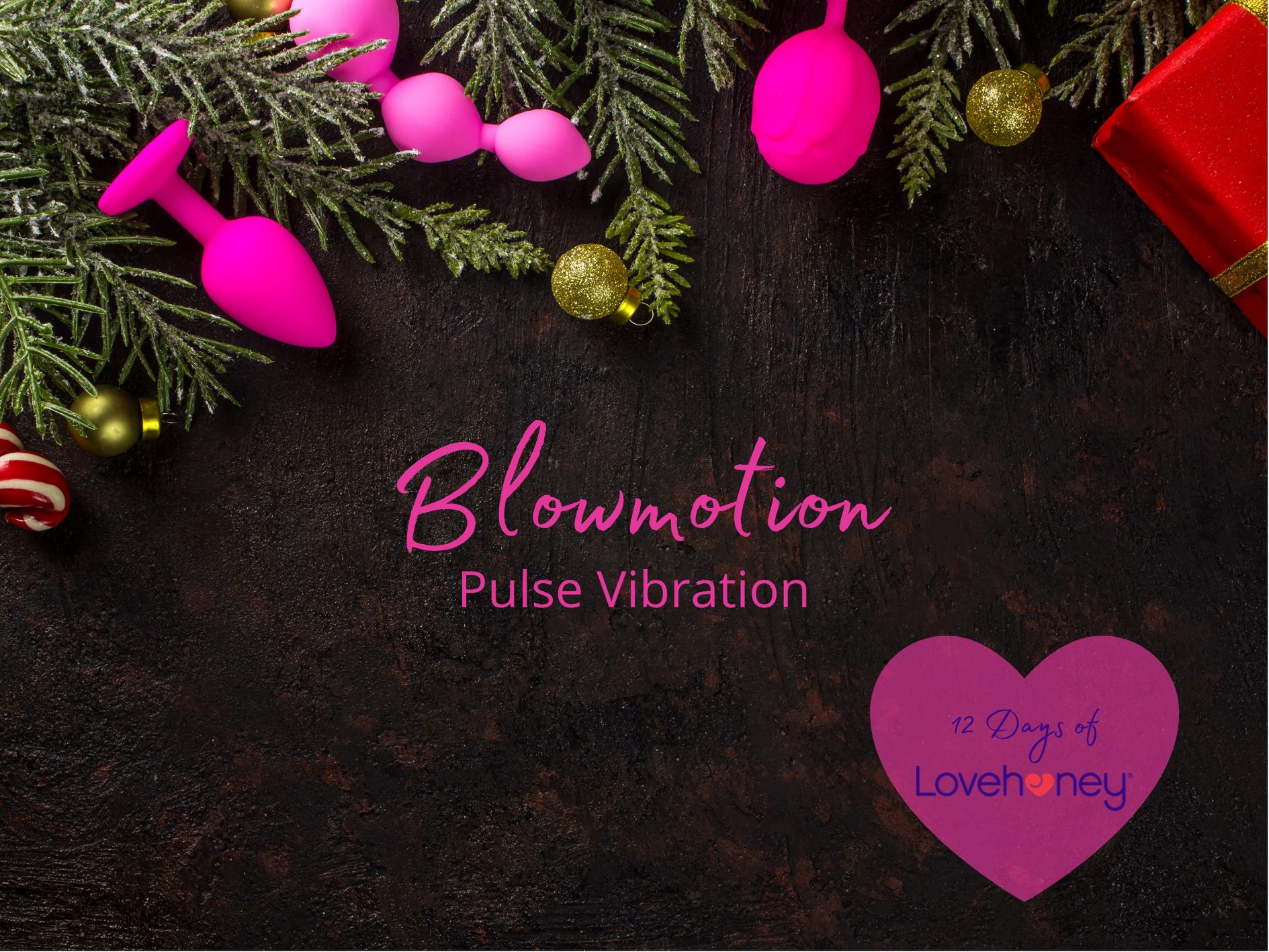 [Toy Review] Blowmotion Pulse Vibration Masturbator