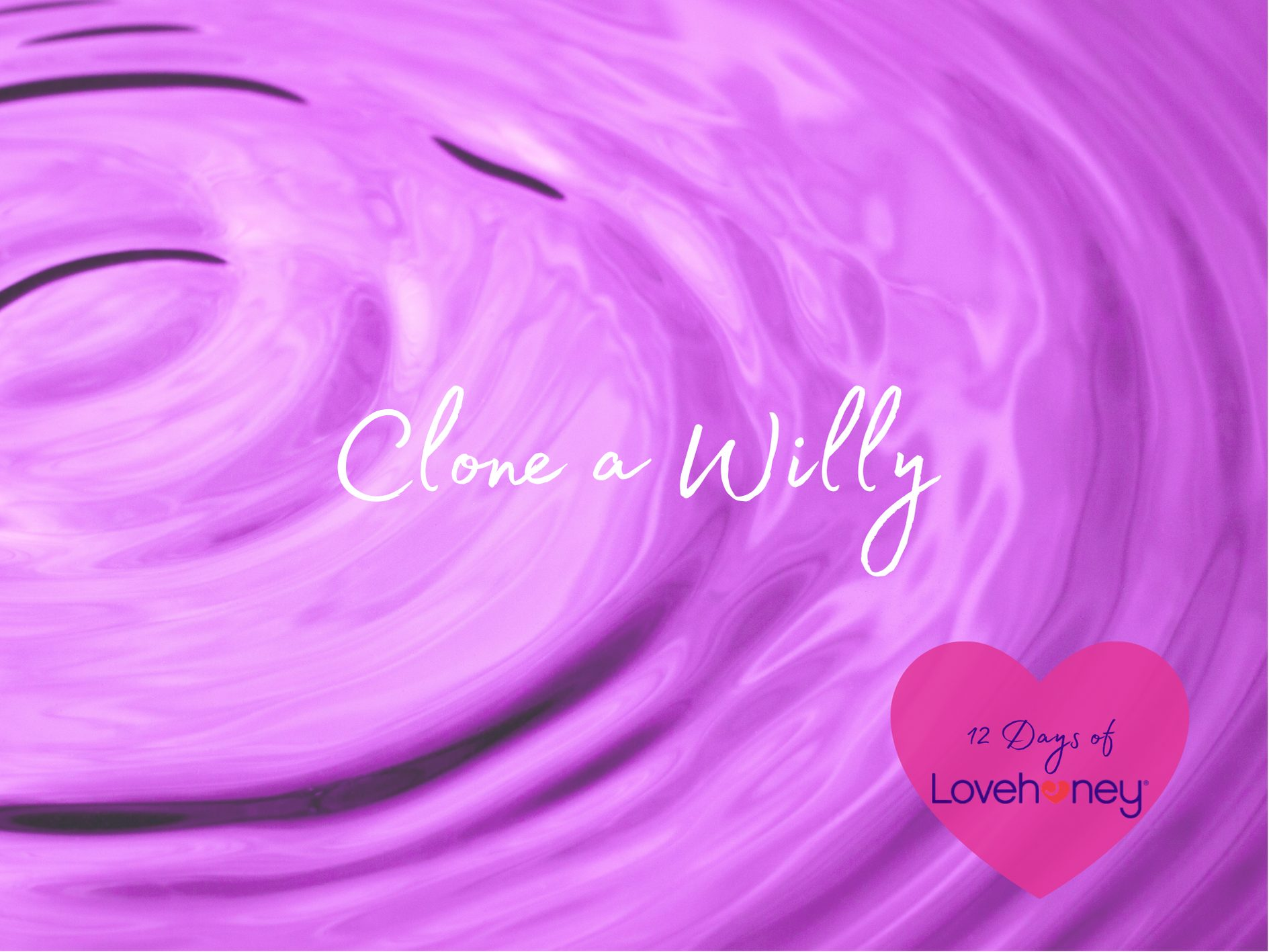 [Toy Review] Clone a Willy