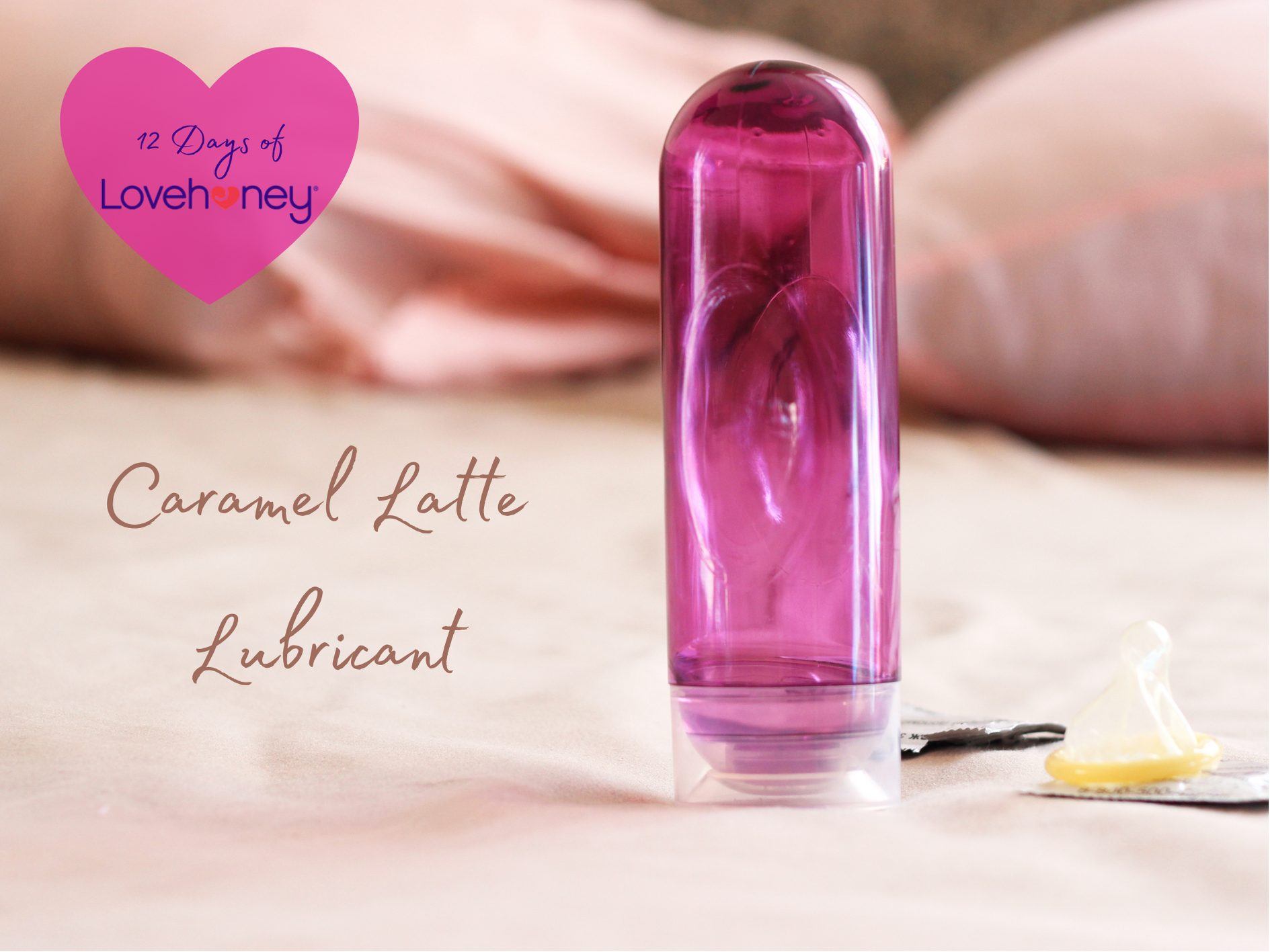 [Lube Review] Lovehoney Caramel Latte Flavoured Lubricant