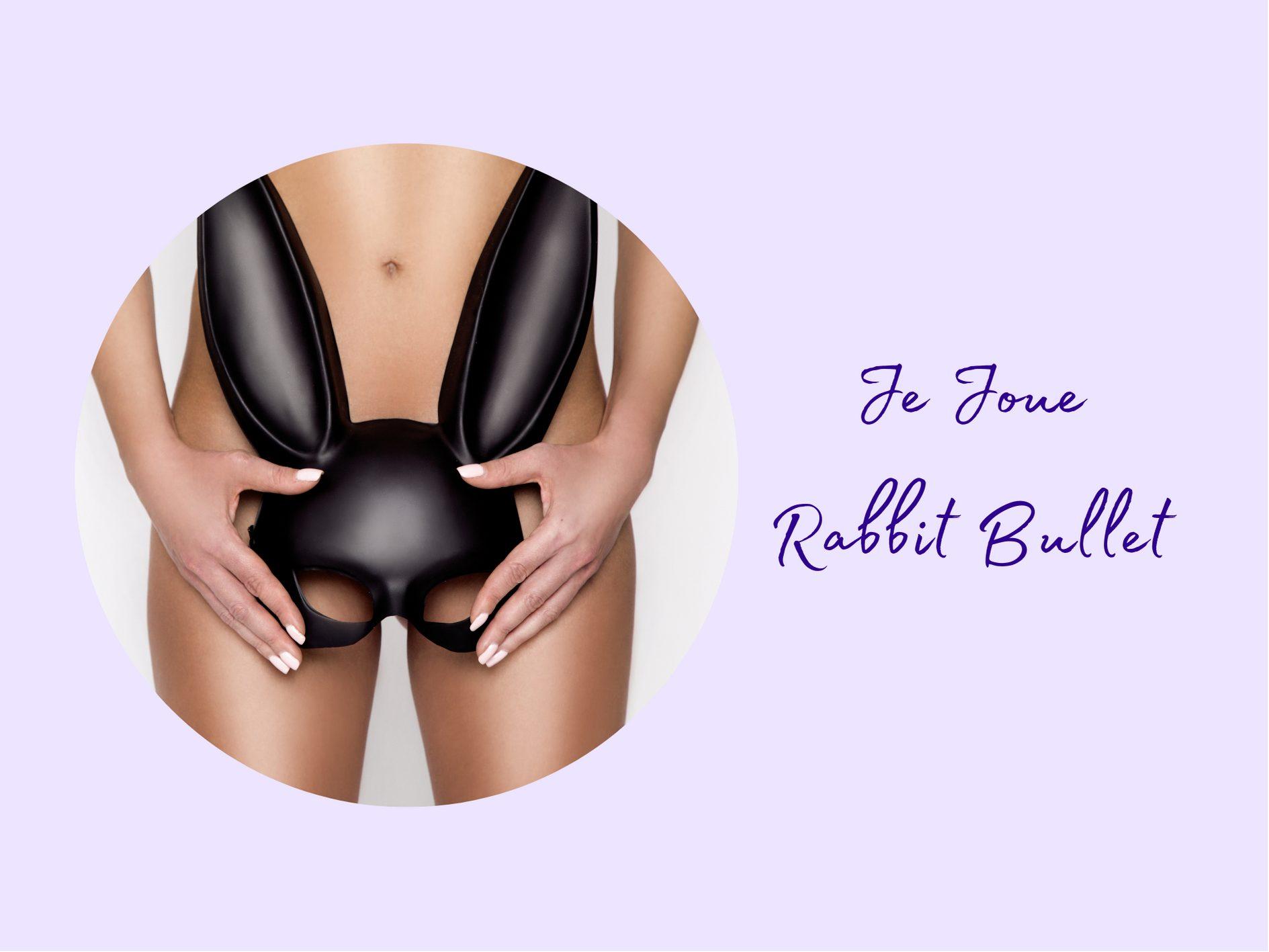 [Toy Review] Je Joue Rabbit Bullet