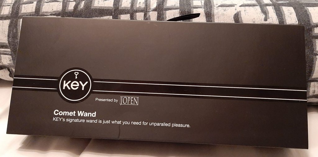 Jopen Key Comet Wand packaging