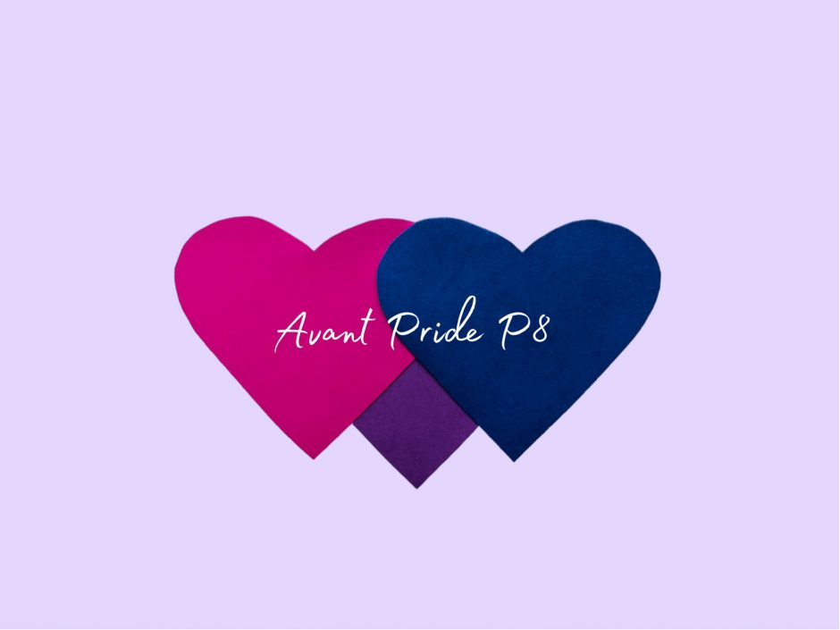 Header image for review of Avant Pride P8 bisexual pride flag dildo