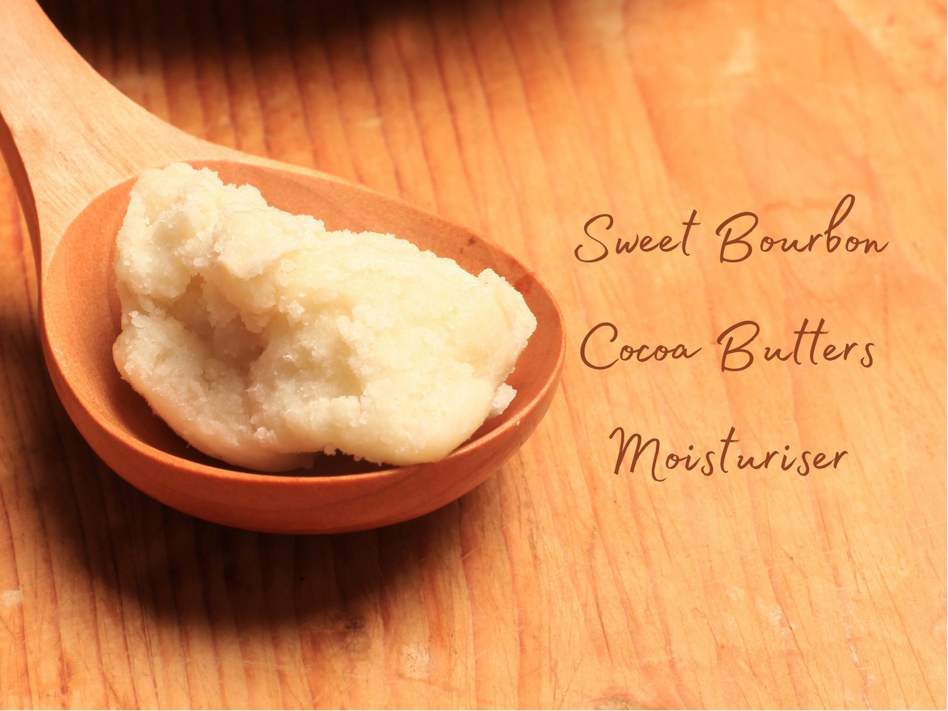 [Health & Beauty Review] The Butters Sweet Bourbon Cocoa Butters Moisturiser