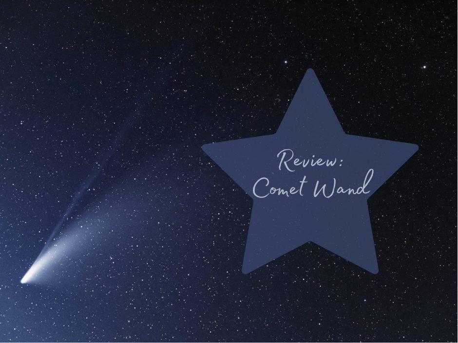 Header image for Jopen Key Comet Wand G-spot dildo review