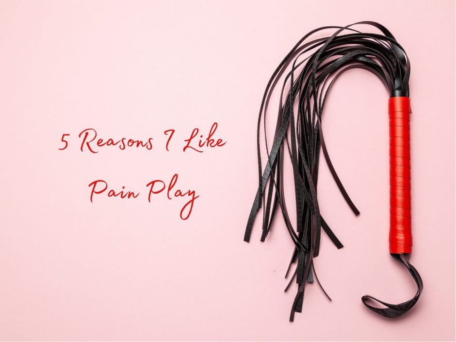 Header image for a post about pain play