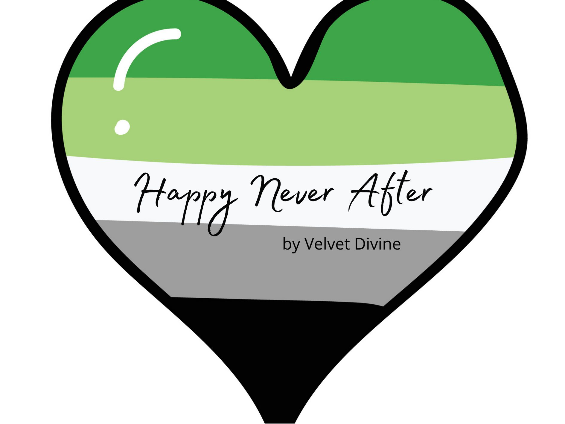 [Guest Post] Happy Never After by Velvet Divine