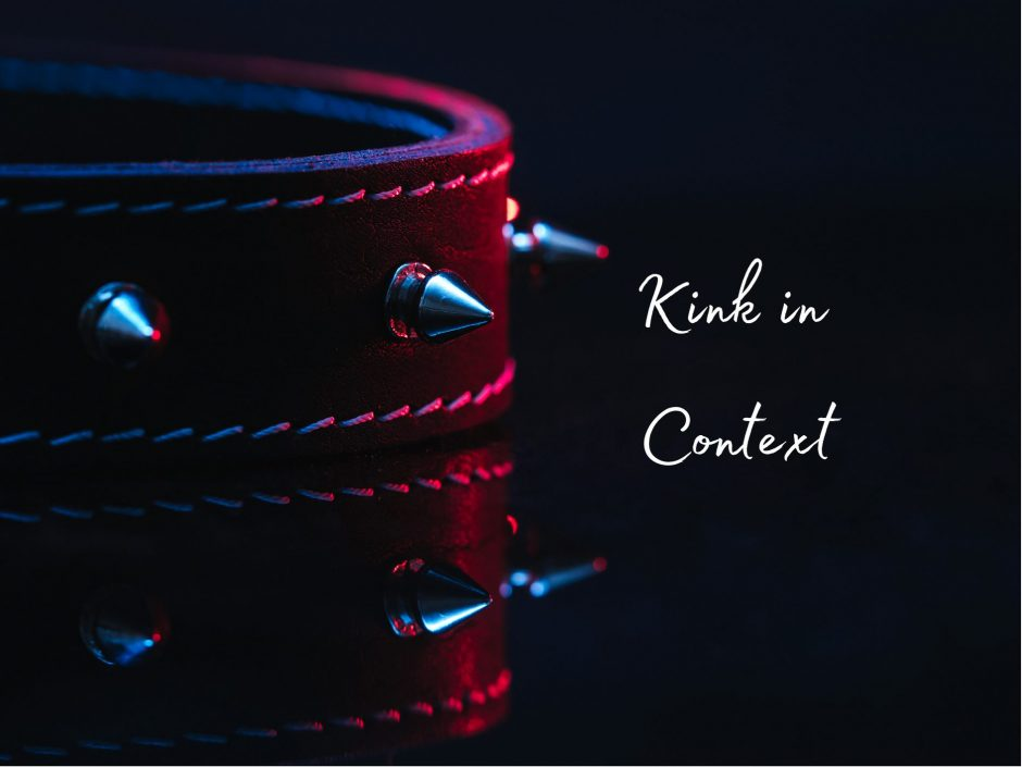 Header for a guest post about kink in context