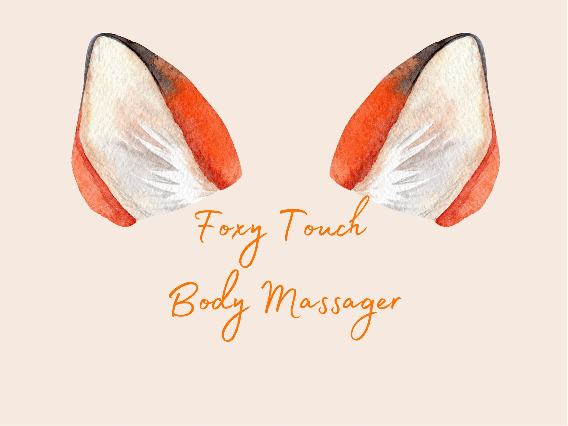 [Toy Review] Foxy Touch Wand Massager