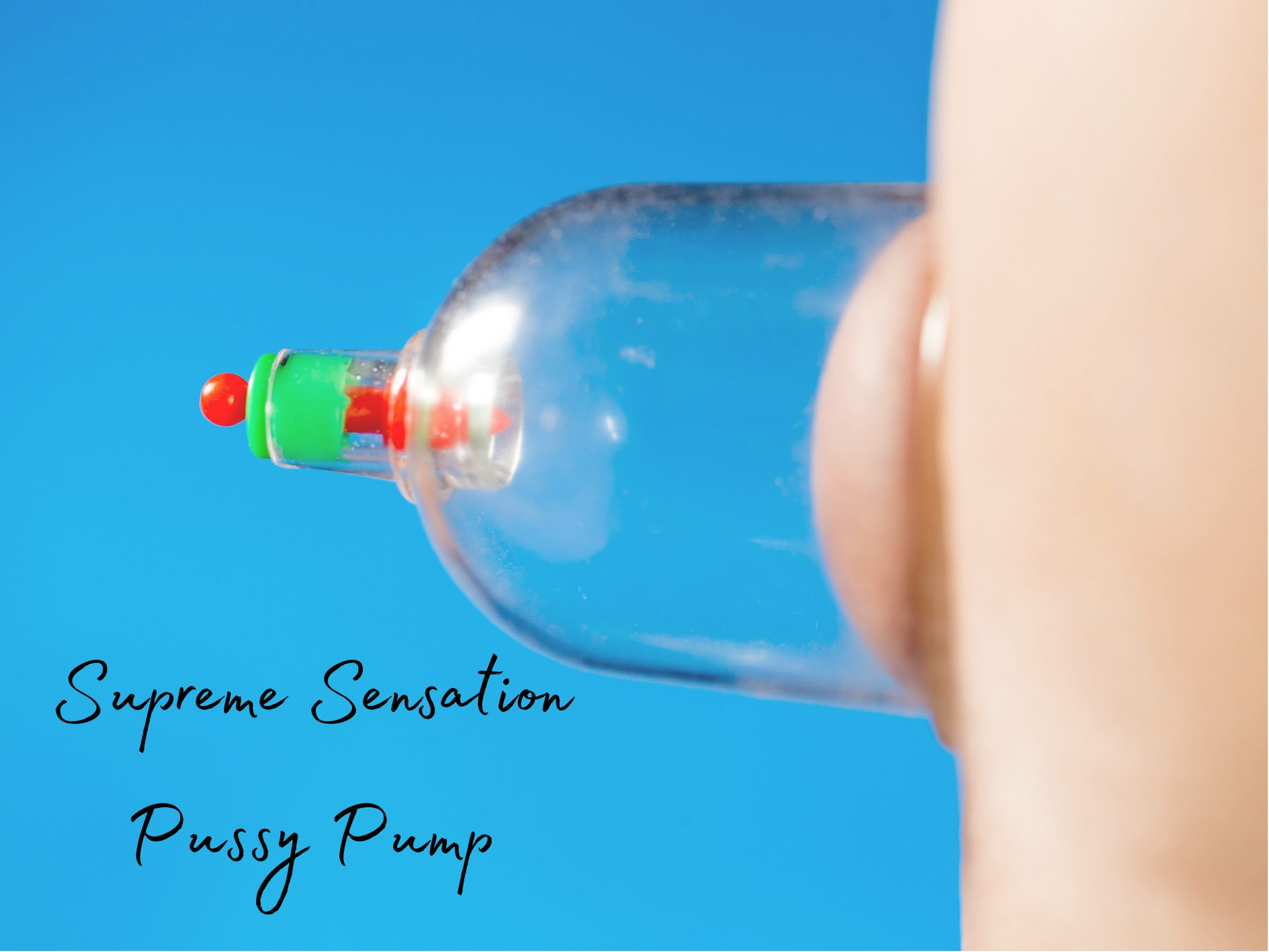 [Kink Product Review] Lovehoney Supreme Sensation Pussy Pump