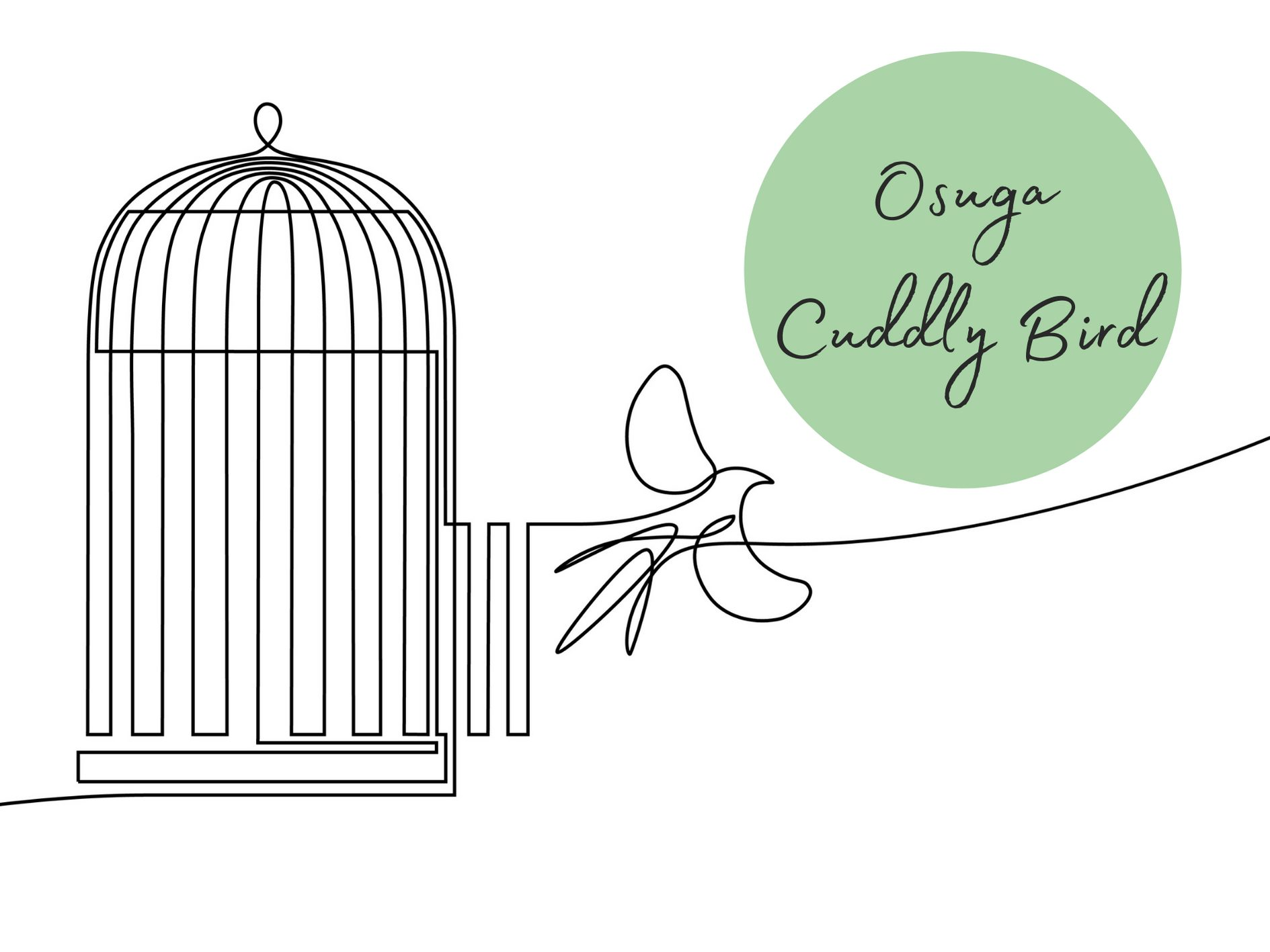 [Toy Review] Osuga Cuddly Bird