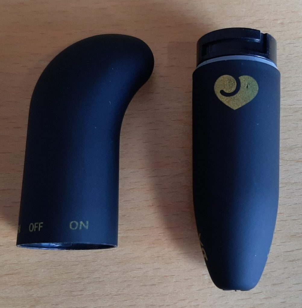 How to open the Lovehoney mini G-spot vibrator