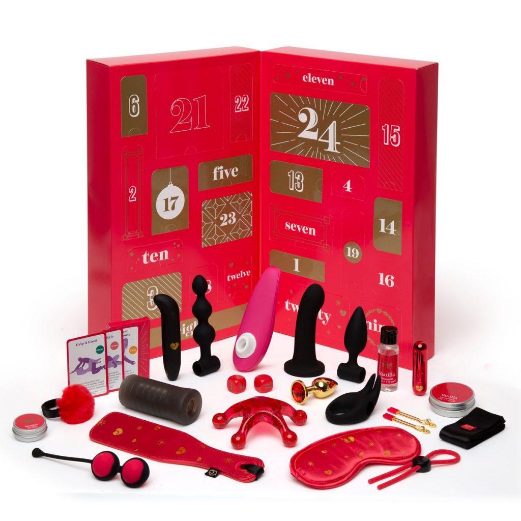 Lovehoney Best Sex of Your Life sex toy advent calendar