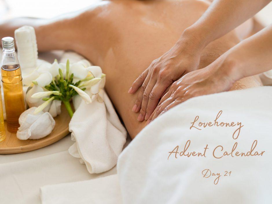 Header image for Lovehoney massager review