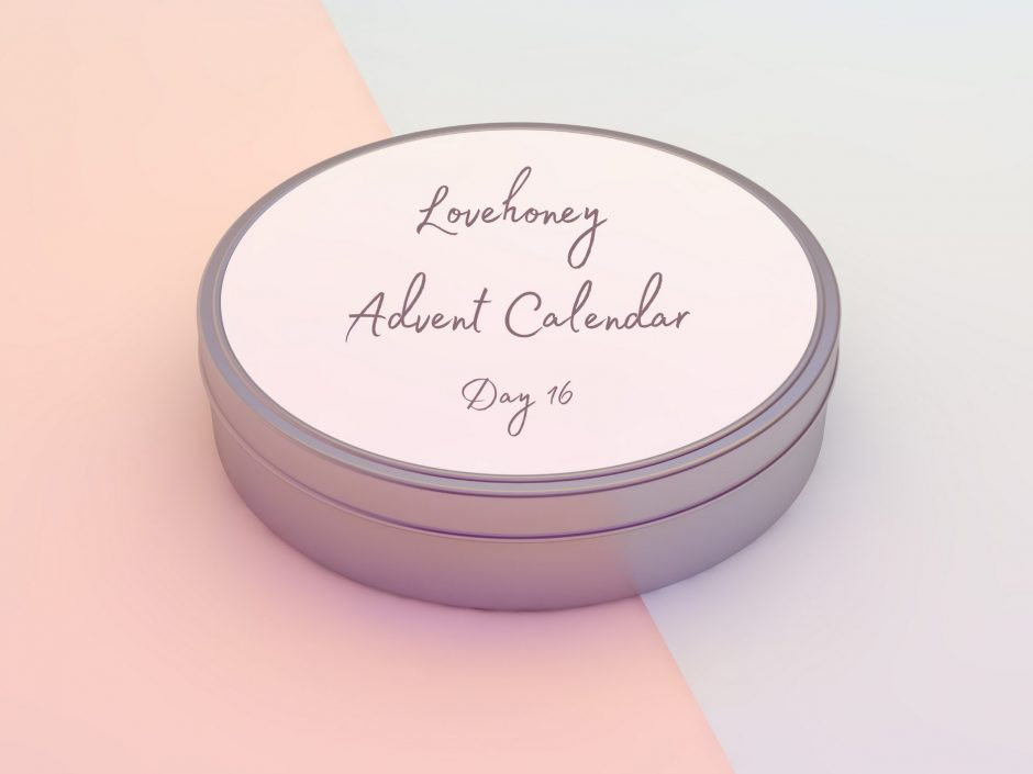 Header image for Lovehoney pleasure balm review from adult advent calendar